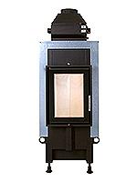 Hoxter HAKA 37/50 WI s teplovodným výmenníkom a izolačným plášťom