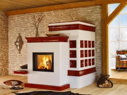 pec v bielo-červenej farbe Kaufmann svarogus.sk