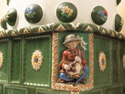 detail mozaiky pece Sommerhuber svarogus.sk